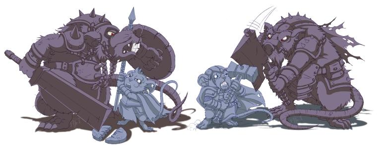 Netherworlds_Edge_Mouse_Rat_Fight_by_MichaelTPatrick